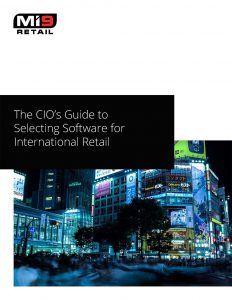 Selecting Software for International Retail