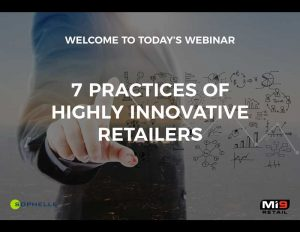 7 Practices of Highly Innovative Retailers