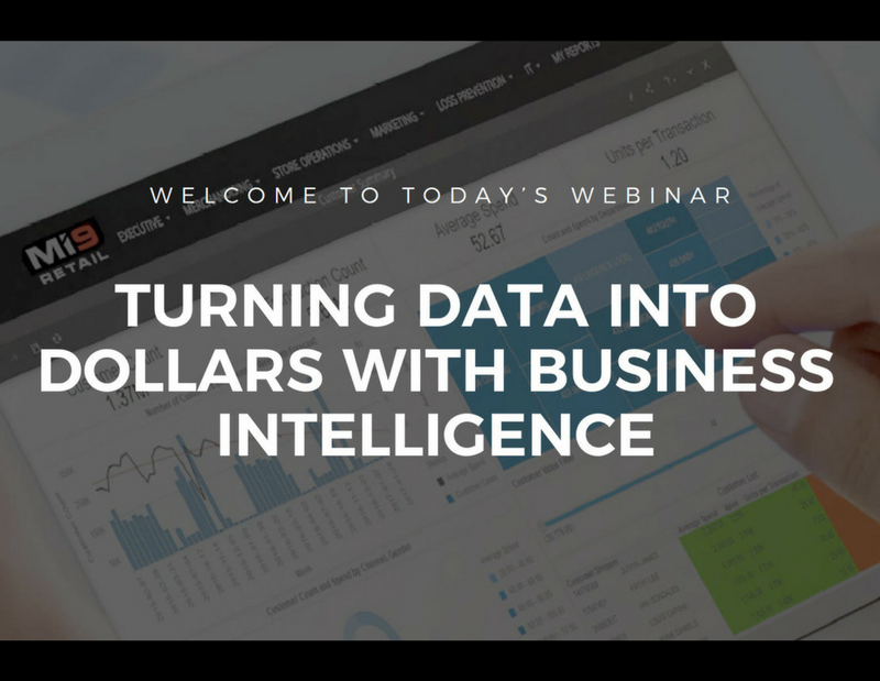 Business Intelligence Webinar
