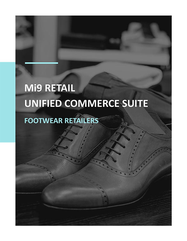 Mi9 Retail Suite Brochure for Footwear Retailers