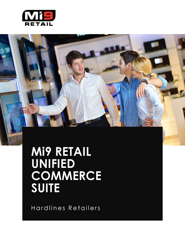 Mi9 Retail Brochure for Hardlines Retailers