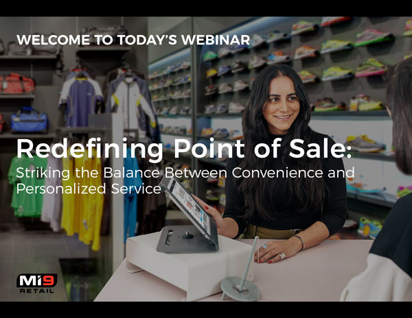 Webinar: Redefining Point of Sale