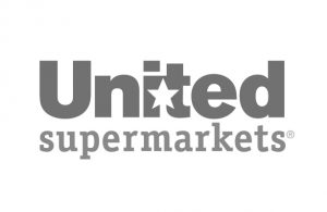 7 United logo grey 300x195 - United Supermarkets Mi9 Retail Customer